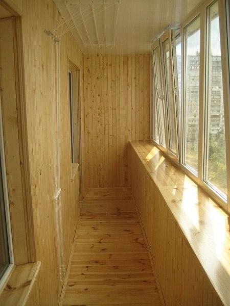 Отделка балконов и лоджий под ключ в москве - цена, фото.